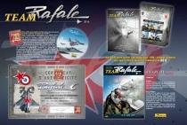 Team Rafale : coffret prestige - MichelLourenço