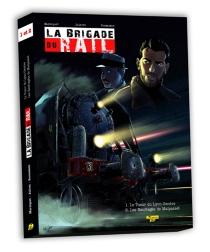 La brigade du rail : 1 et 2 - OlivierJolivet