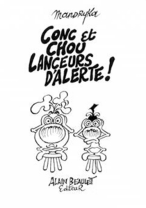 Conc et Chou lanceurs d'alerte ! - NikitaMandryka