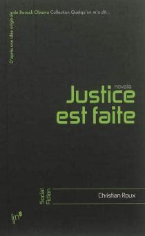 Justice est faite - ChristianRoux