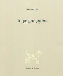 Le peigne-jaune - FredLéal