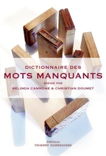 Dictionnaire des mots manquants -