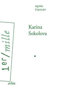 Karina Sokolova - AgnèsClancier