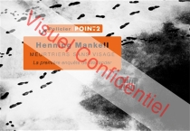 Meurtriers sans visage : la première enquête de Wallander : policier - HenningMankell