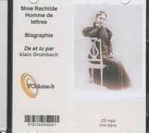 Mme Rachilde, homme de lettres : biographie - AlainGrumbach