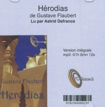 Hérodias - GustaveFlaubert