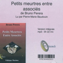 Petits meurtres entre associés - BrunoPerera