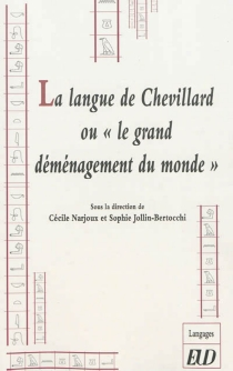 La langue de Chevillard ou Le grand déménagement du monde -