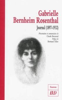 Journal (1897-1932) - GabrielleBernheim Rosenthal