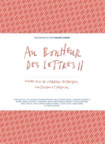 Au bonheur des lettres -