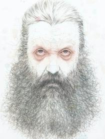 Alan Moore : une biographie illustrée - Huginn