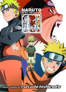 Naruto : 10 ans, 100 shinobis -