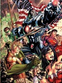 DC Comics : le livre poster -