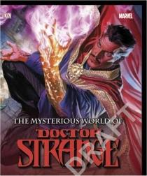 Docteur Strange : l'encyclopédie illustrée - DannyGraydon