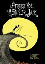 Les cartes postales de monsieur Jack - TimBurton