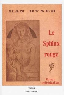 Le Sphinx rouge - HanRyner