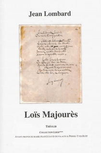 Loïs Majourès - JeanLombard