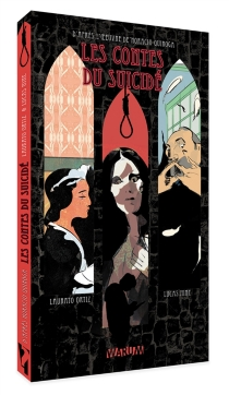 Les contes du suicidé : trois histoires d'amour et de mort - LucasNine
