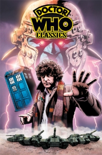 Doctor Who classics - Dave Gibbons