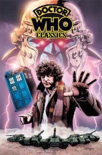 Doctor Who classics - DaveGibbons