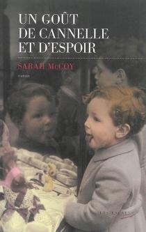 Un goût de cannelle et d'espoir - SarahMcCoy