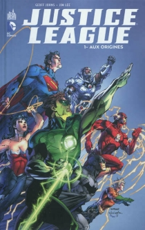 Justice League - Geoff Johns
