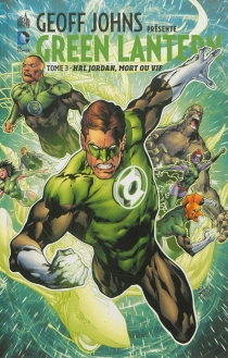 Geoff Johns présente : Green Lantern - DanielAcuna