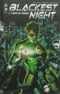 Blackest night - Geoff Johns