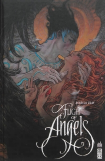Flight of angels - Rebecca Guay