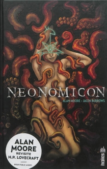 Neonomicon - Jacen Burrows