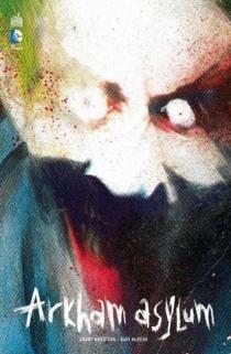 Batman : Arkham asylum - DaveMcKean