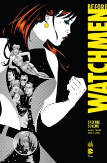 Before Watchmen - Amanda Conner