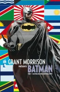 Grant Morrison présente Batman - GrantMorrison