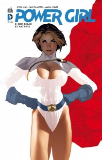 Power Girl - Amanda Conner