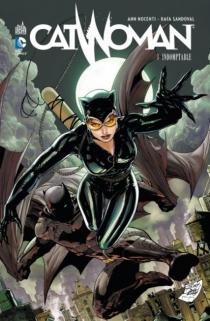 Catwoman - AnnNocenti