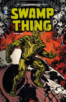 Swamp thing - Jeff Lemire