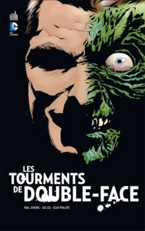 Les tourments de Double-Face - Paul Jenkins