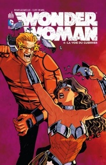 Wonder Woman - Brian Azzarello