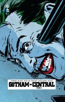 Gotham Central - EdBrubaker