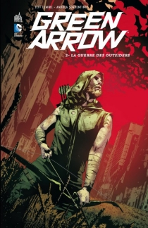 Green Arrow - Jeff Lemire