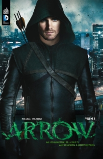 Arrow - Marc Guggenheim