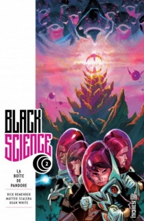 Black science - Rick Remender