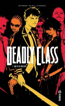 Deadly class - Wes Craig