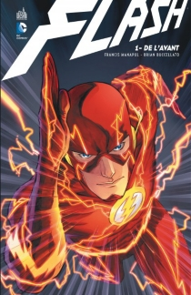 Flash - Brian Buccellato
