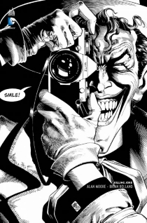 Batman : the killing joke - Brian Bolland