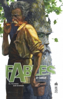 Fables - Mark Buckingham