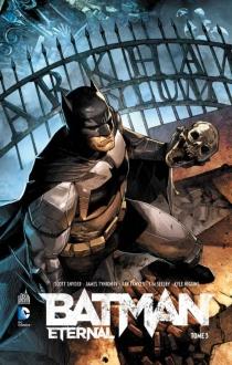 Batman eternal - ScottSnyder