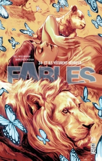 Fables - Mattew Sturges