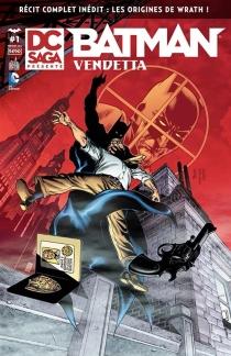 Batman : vendetta - Mike W.Barr