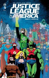 Justice league of America - BrianAugustyn